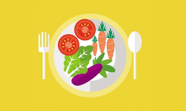 Салаты и закуски - Salads and snacks